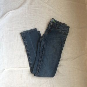Aeropostale skinny jeans 0 short